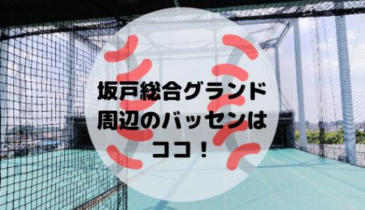 坂戸総合グランド周辺のバッセンならココ!